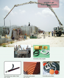 Concrete Pumps Accessories